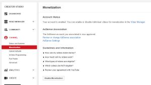 Cara Daftar Adsense Dengan Youtube dan Pasang di Blog TLD