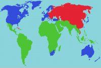 Maksud Dunia Pertama, Kedua, Ketiga, Negara Maju, Berkembang dan Terbelakang