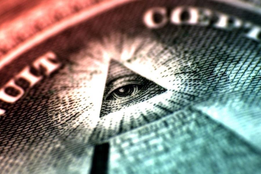Konspirasi Yahudi, freemason dan illuminati pada uang Indonesia