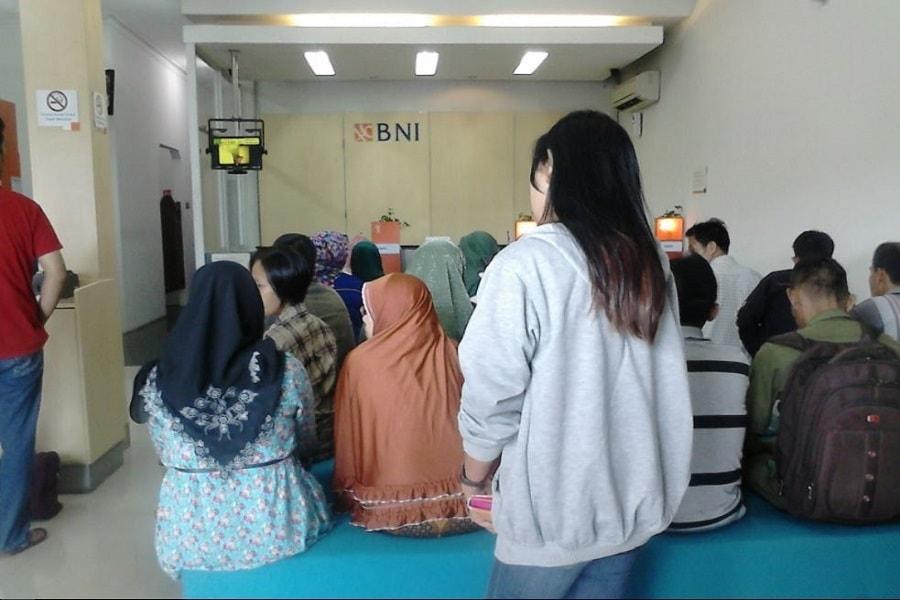 Cara mengaktifkan PIN kartu ATM BNI terblokir