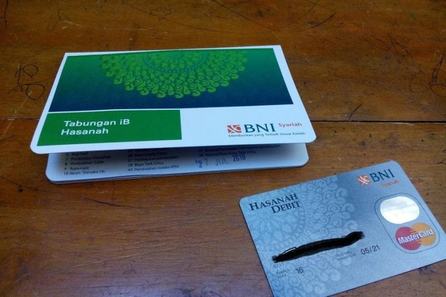 mengurus kartu ATM BNI hilang tanpa surat kehilangan polisi
