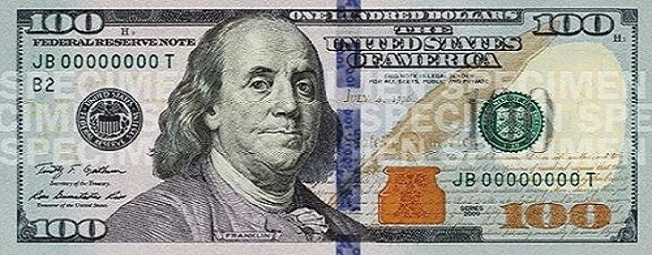 Daftar negara pengguna mata uang dolar Amerika USD