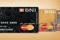 Apa perbedaan kartu ATM silver, gold, dan platinum pada BNI ?