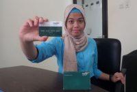 Biaya kartu ATM bank Mandiri syariah Tabungan BSM dan Simpatik