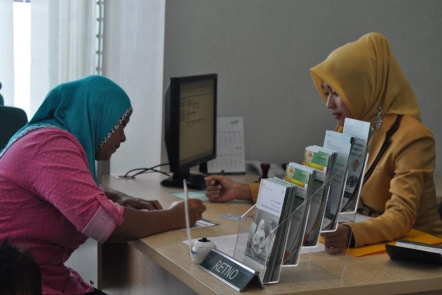 Cara dan syarat buka rekening MANDIRI syariah Tabungan BSM & Simpatik