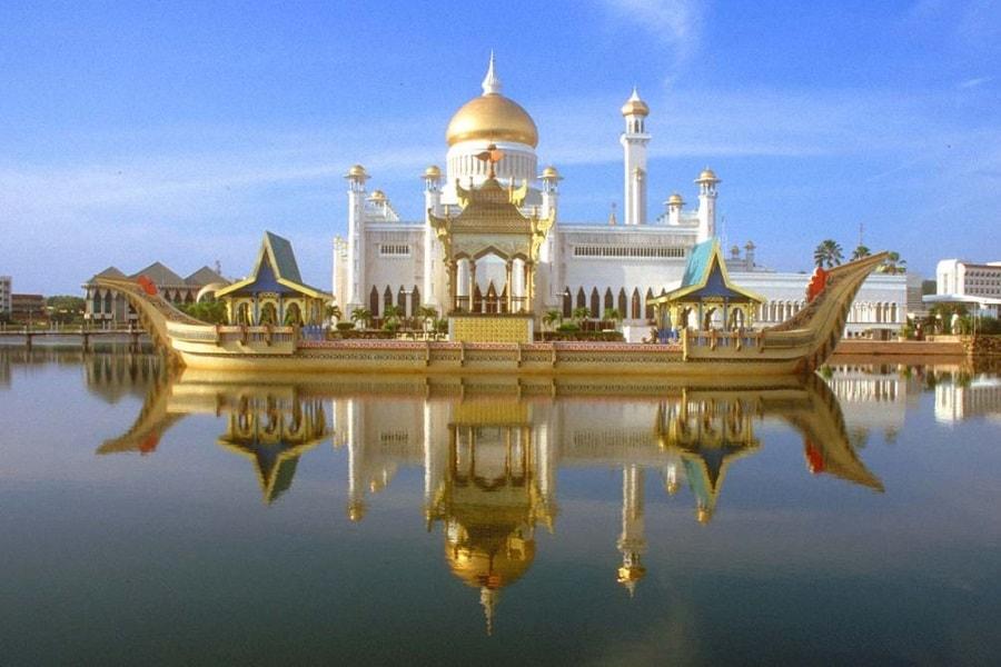 Mengenal mata uang dolar Brunei Darussalam & gambarnya