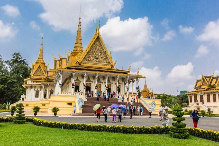 Mengenal nama mata uang negara Kamboja yang bernama riel