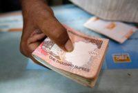 negara pemakai mata uang rupee
