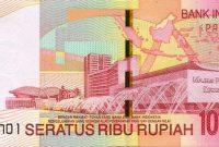 Uang terbaru Indonesia baik kertas maupun logam