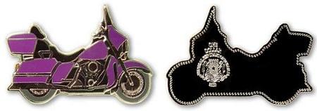 uang logam unik somalia bergambar gitar dan motor