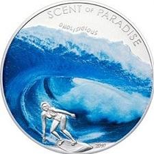uang ajaib digosok keluar bau pantai dan samudra