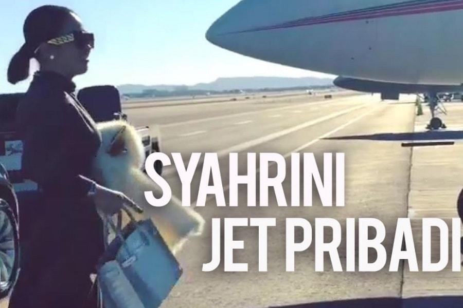 Sumber penghasilan artis Syahrini yang selalu tampil glamor