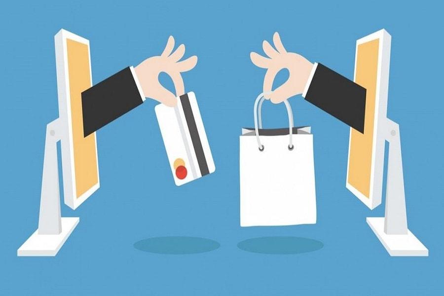 Duka-duka jual beli online dari sudut pandang pembeli