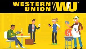 Batas maksimal transfer uang menggunakan Western Union (WU)