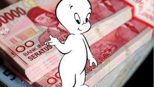 Cara menangkal agar uang tidak diambil tuyul