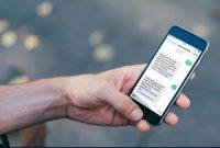 SMS banking BCA tidak bisa transfer antar bank