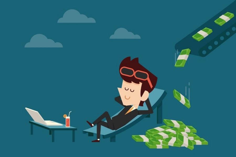 cara mendapatkan uang banyak tanpa modal dan kerja apapun