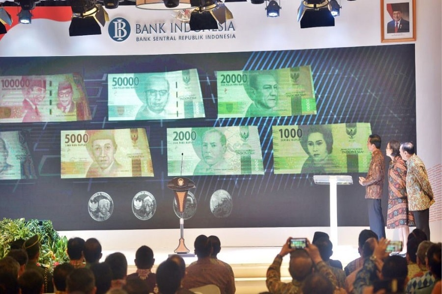 unsur pengaman uang kertas rupiah