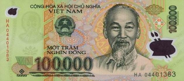 Dong Vietnam