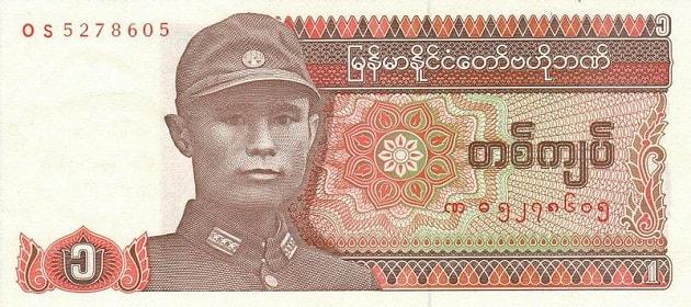 Kyat Myanmar