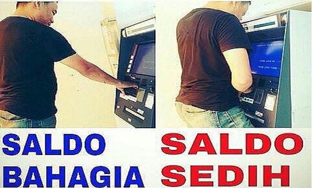 Meme saldo ATM