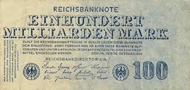 Seratus triliun mark Jerman