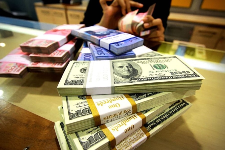 Hukum tukar-menukar mata uang asing atau jual beli valas menurut Islam