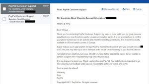 Cara mendapatkan bonus uang saldo dari Paypal