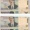 Gambar uang salah cetak / miscut dan misprint